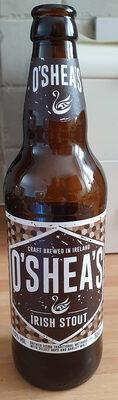 O'Shea's Irish Stout - Product - en