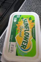 Sunflower spread - Product - en