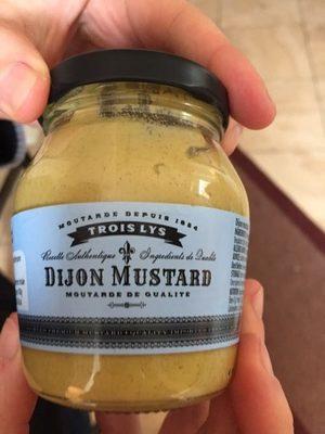 Dijon Mustard - Produit