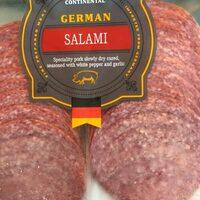 German salami - Produit - en