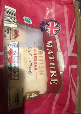 Mature Cheddar - Product
