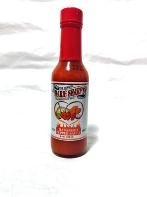 Habanero Pepper Sauce - Product - en
