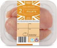 Chicken Breast Fillets - Product