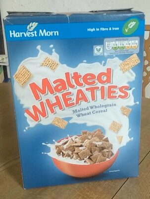 Malted Wheaties - Product
