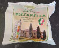 Italian Mozzarella - Product