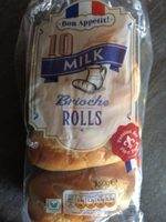 Brioche rolls - Produkt - fr