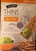 Thins multi-seed - Produit