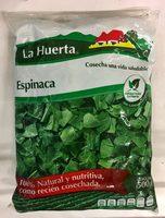 Espinacas, La Huerta - Produit - es