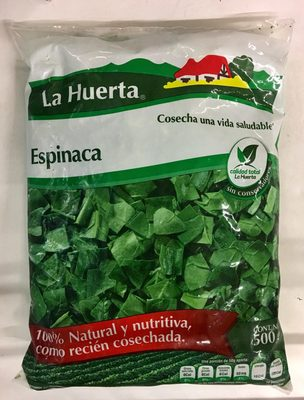 Espinacas, La Huerta - Product - es