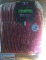 Italian prosciutto - Produit