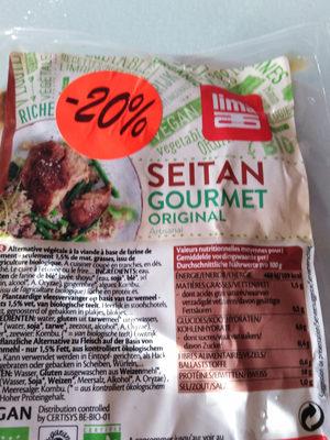Seitan Gourmet Original - Product - fr