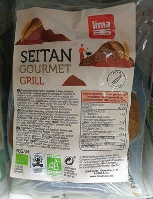 Seitan gourmet grill - Produit - fr
