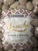 Gnocchi porcini & truffle - Product