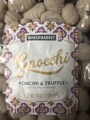 Gnocchi porcini & truffle - Product - en