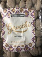 Gnocchi pesto - Product