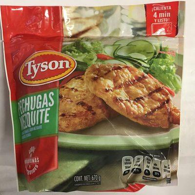 Pechugas Mezquite Tyson - Product - es