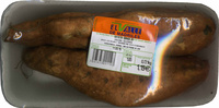 Batatas - Producte