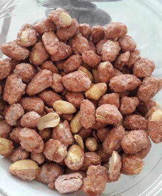 Arachides grillées enrobées de sucre cuit - Product