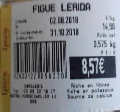 figue Lerida - 1