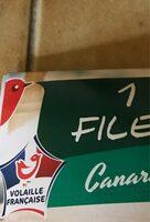 Filet de canard - Product