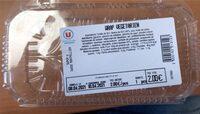 Wrap végétarien - Product - fr