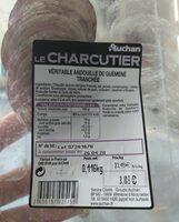 Véritable andouille de Guéméné tranchée - Product - fr