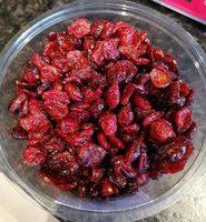 Cranberries séchées en moitie - Product