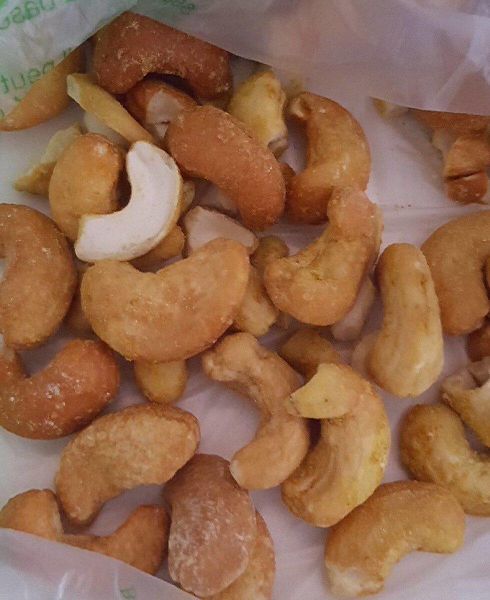 Noix de cajou grillées aromatisées curry - Product