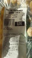 Noix macadamia grillée salée vrac - Product - fr