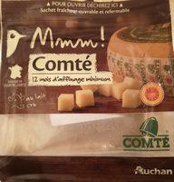 Mmm! Comté 12 Mois d'affinage minimum - Produit - fr