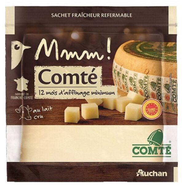 Comté 12 mois d'affinage minimum - Produit - fr