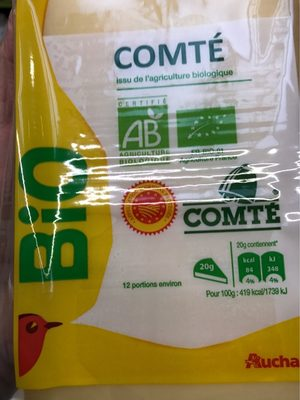 Comte bio - Product
