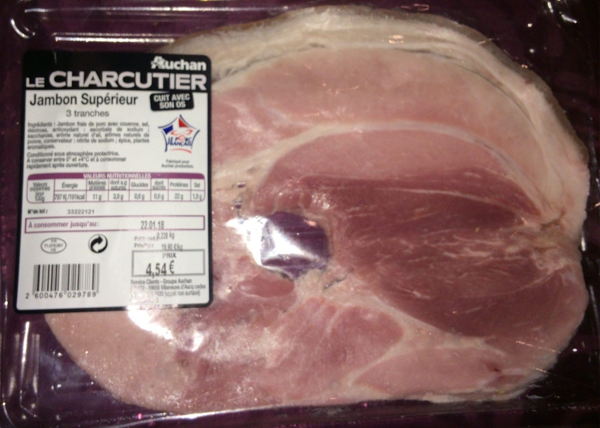 Jambon Superieur - Product - fr