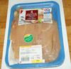 4 escalopes de poulet extra-fines -
