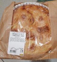 Empanada de pollo y champiñones - Producto - es