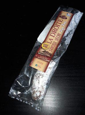 La Droite Saucisse Sèche - Product - fr