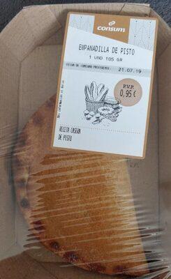 Empanadilla de pisto - Product - es