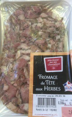 Fromage de tête le porc français - Product - fr