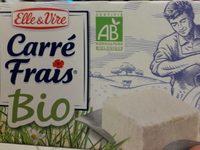 Carre frais bio - Product