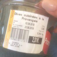 Olives provençales - Produit - fr