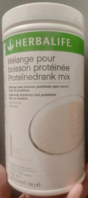 Mélange pour boisson protéinée - Prodotto - fr