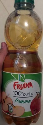 100% Pur Jus Pomme - Product - fr