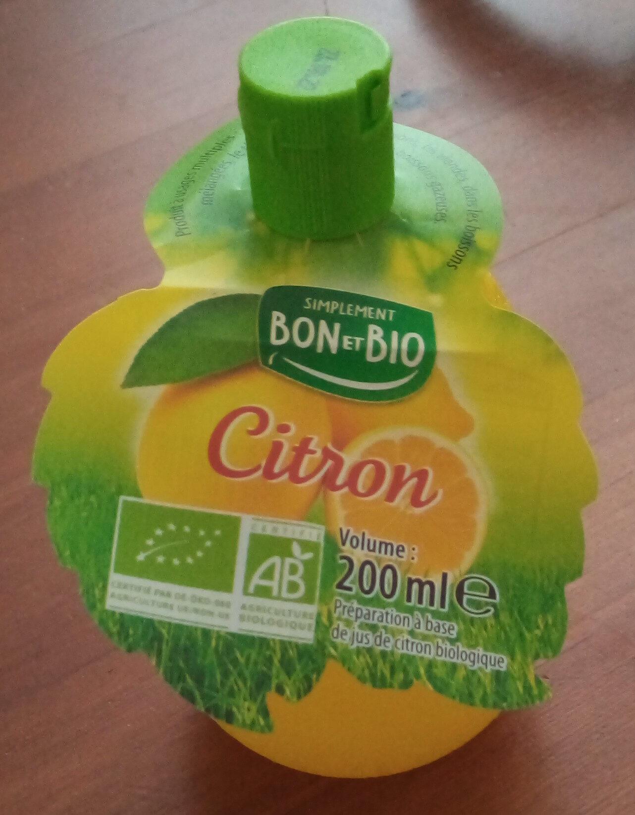 Citron - Produit - fr
