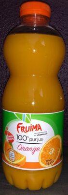 Jus d'orange - Produit