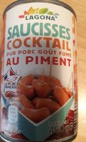 Saucisses cocktail - Produit - fr