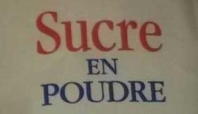 Sucre en Poudre Fine granulation - Ingredients - fr