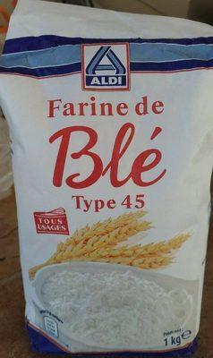 Farine de Blé type 45 - Produit - fr