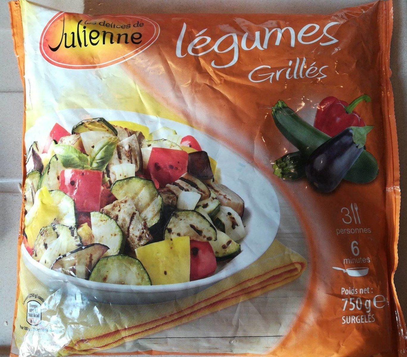 Légumes grillés - Produit - fr