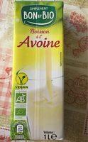 Boisson à  l'avoine - Produit