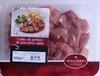 Cubes de jambon de porc pour sauté - Produit